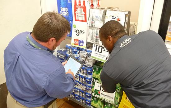 J.J. Taylor Companies, ตัวแทนจำหน่ายเบียร์