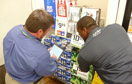 J.J. Taylor Companies, en øldistributør