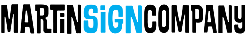 Martin Sign Company, ein Designunternehmen
