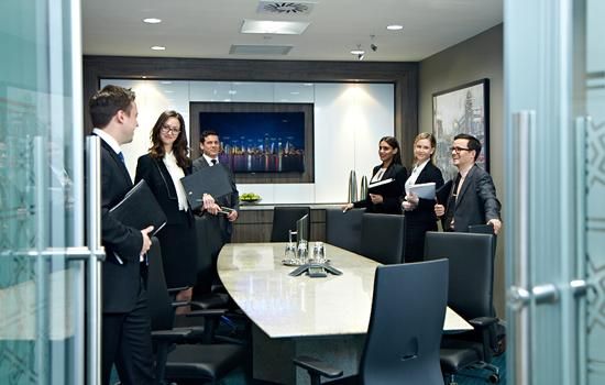 Servcorp – Büroserviceanbieter