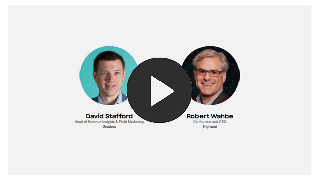 Live Webinar: Aligning sales and marketing on the buyer's journey