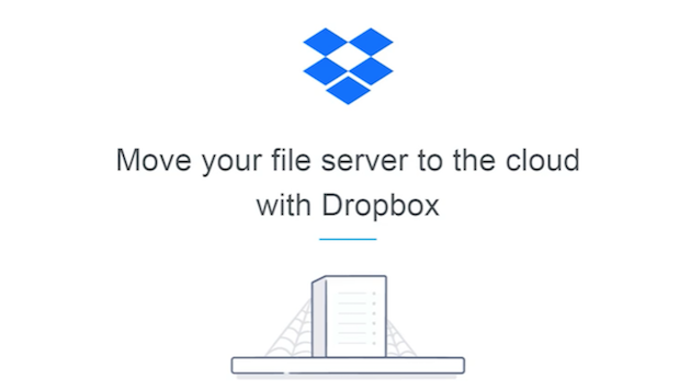 Webinar: Move your file server to the cloud with Dropbox