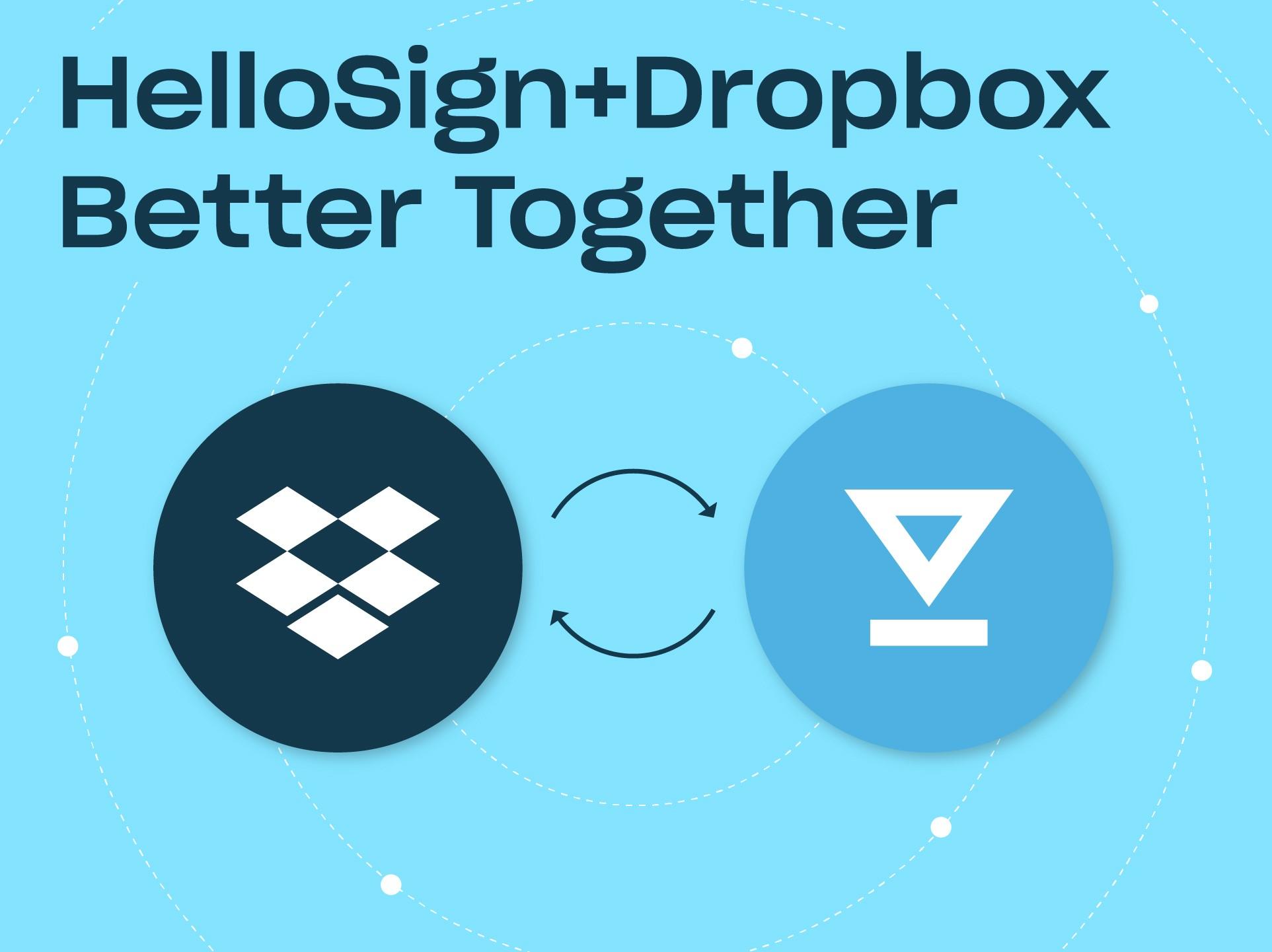 Webbföreläsning om HelloSign + Dropbox