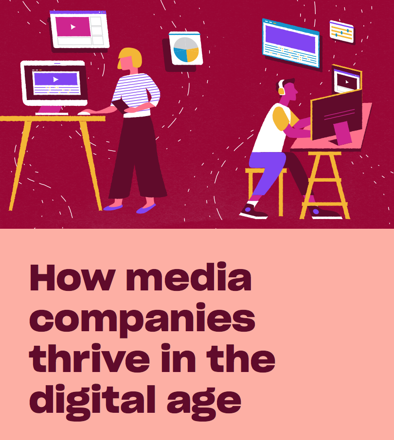 How Media Companies Thrive in the Digital Age Whitepaper - Dropbox Business
