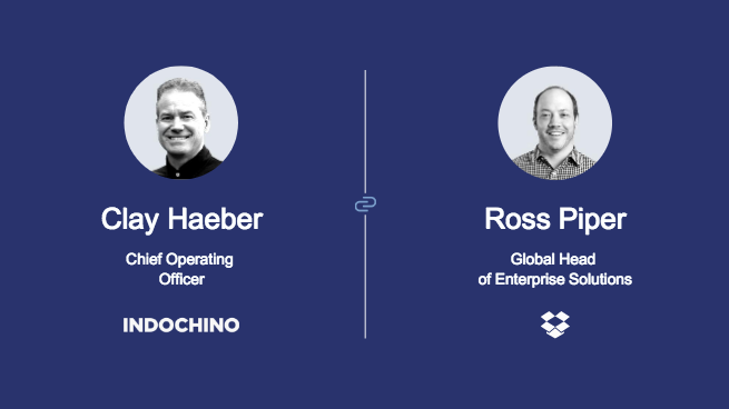 Dropbox and INDOCHINO webinar