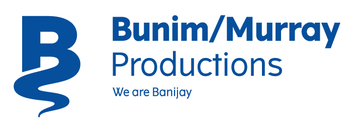 "Bunim/Murray Productions logo with the tagline ""We are Banijay"""