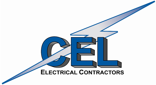 CEL Electrical Contractors logo