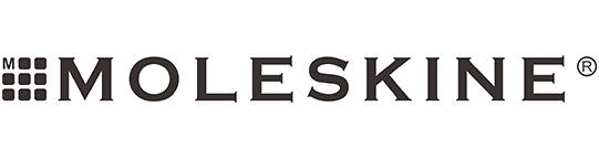 Logo for Moleskine