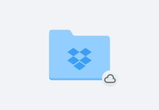 Online-Cloudspeicher