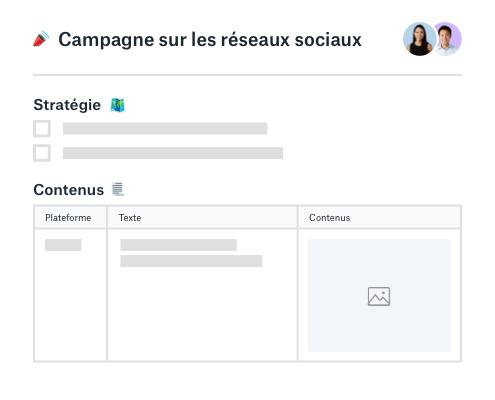 Stratégie réseaux sociaux et planification éditoriale