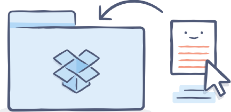 fil- og mappeorganisering