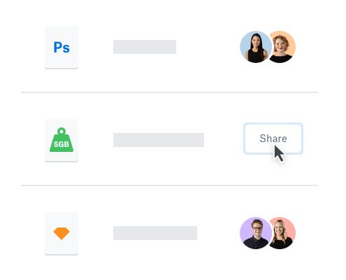 User sending a large file
