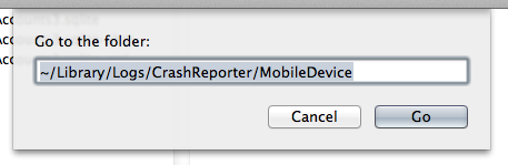 How do I get Dropbox crash logs from my iPhone or iPad