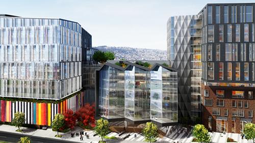 Dropbox San Francisco headquarter
