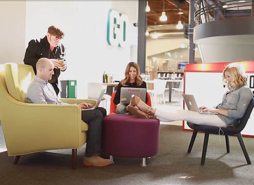 Pinterest uses Paper to bring teams and tools together from project ideation to launch.